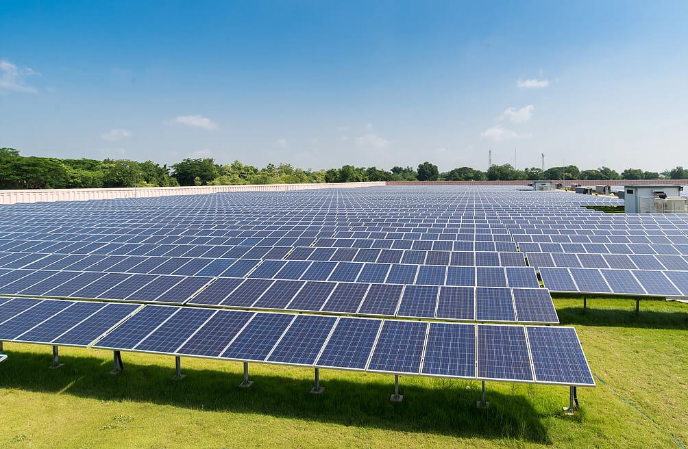 Solar energy generation Kriya Materials
